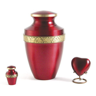 Grecian Crimson