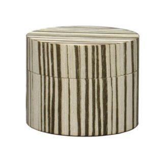 Mini houten urnen