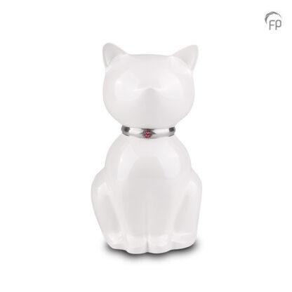 Kattenurn Nuna wit